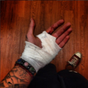 gfrsh hand