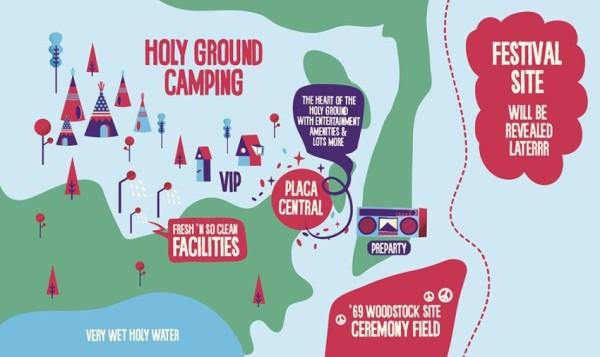 camping grounds