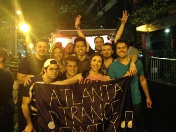Atlanta Trance Family, Opera Night Club, Atlanta, Ga.