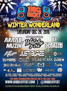 big beat festival atlanta