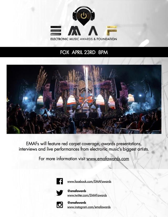 edm music award