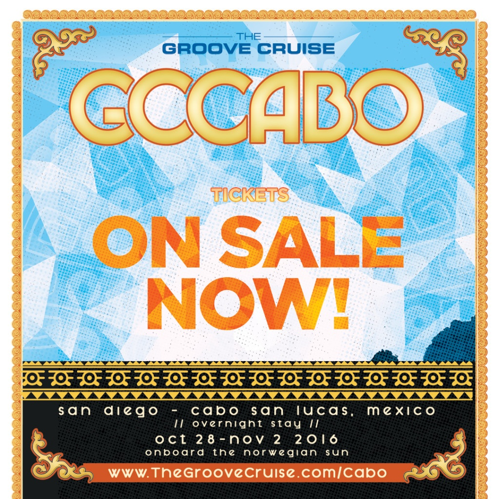 groove cruise cabo san diego