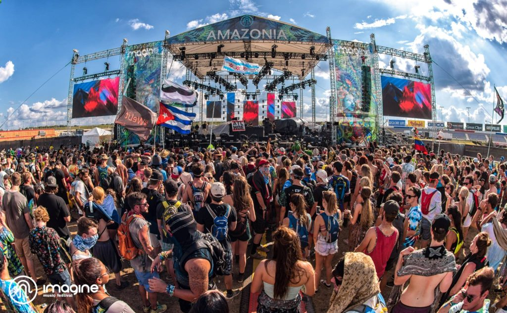 Imagine Music Festival Brings The Heat in Second Year at Atlanta Motor Speedway 2