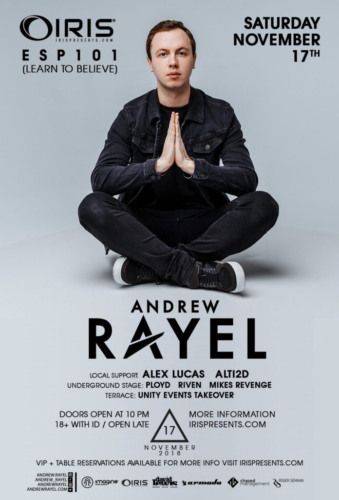 Andrew Rayel Live at Believe Music Hall by Iris Presents 2