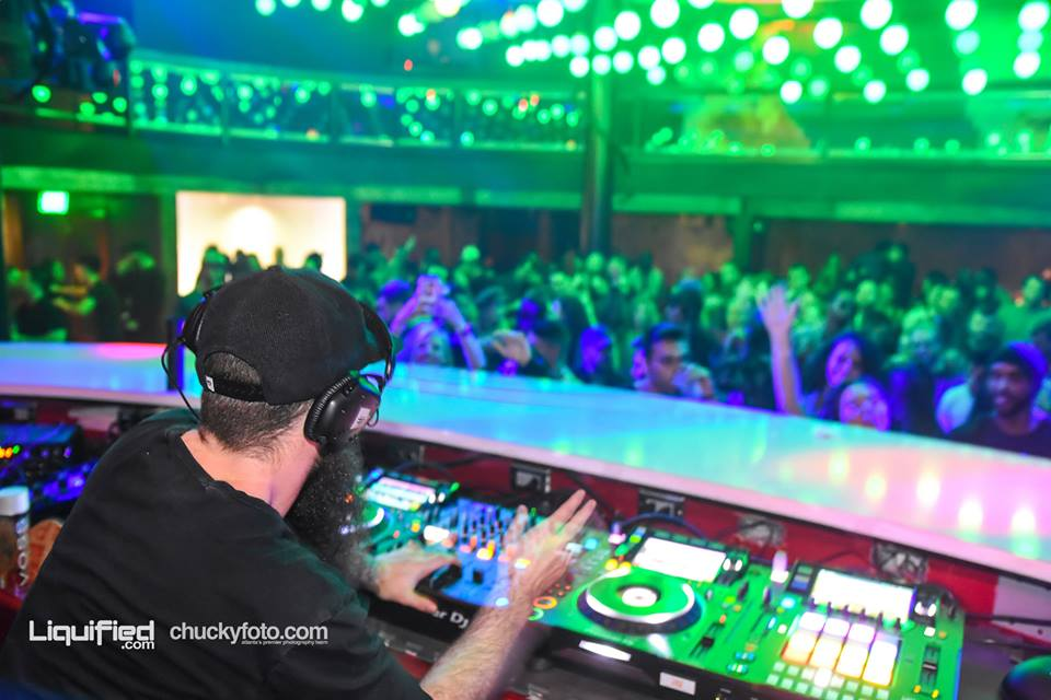 """Will Clarke Talks """"American Tech House"""" Before Packed Show at District Nightclub in Atlanta 3"""